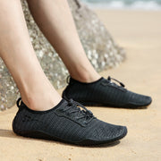 Women's Casual Sandals Outdoor Water Breathable Beach Slip-on Mesh Sneakers Shoes
