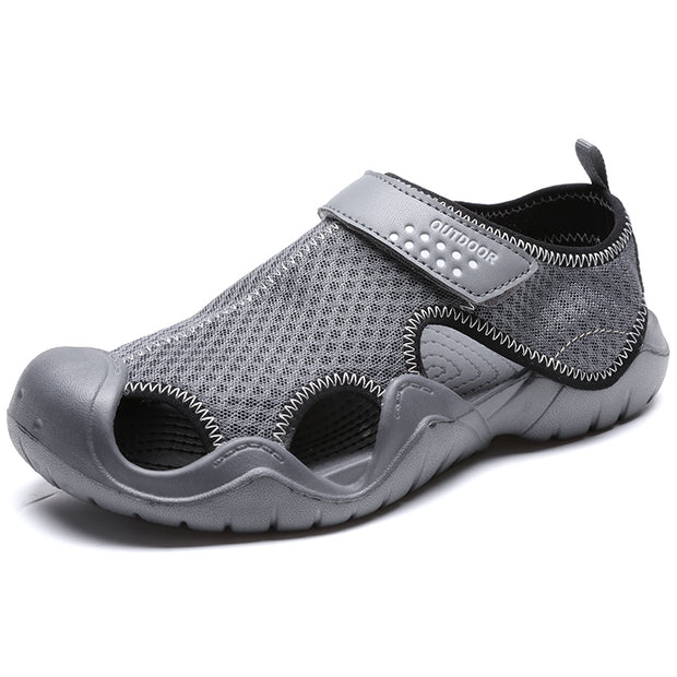 Men's Breathable Mesh Shoes Outdoor Sport Casual Sneakers