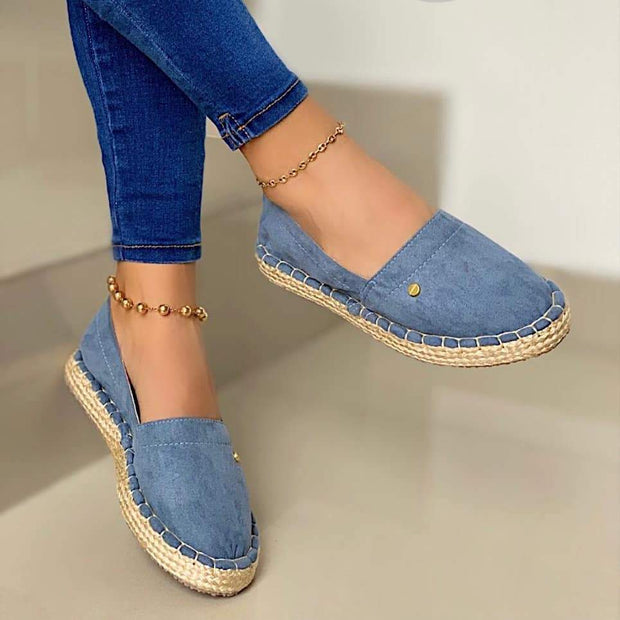 Women's Comfy Slip-On Casual Shoes