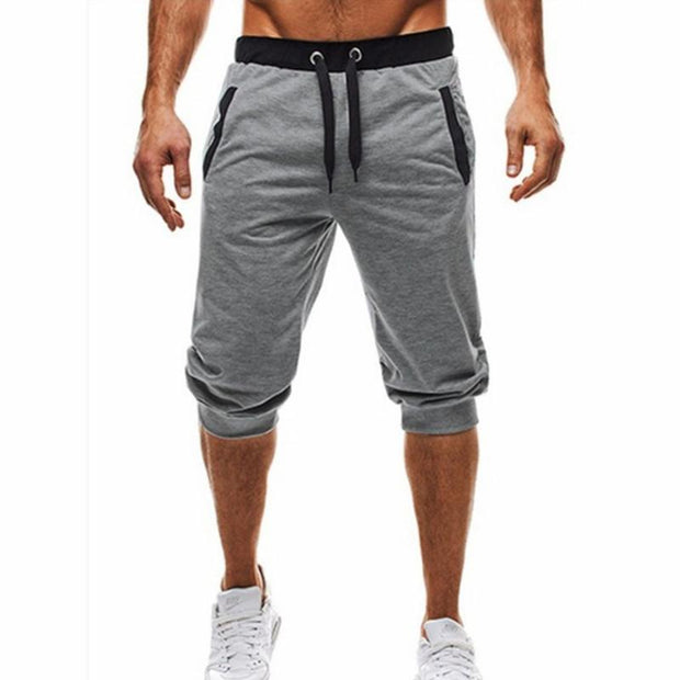 Man's Casual Fashion Sweatpants Fitness Short