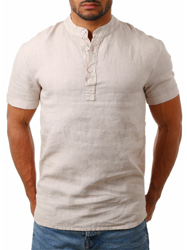 Men's Beach Shirts & Blouses & Shirts