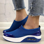 Women's Mesh Air Cushion Shake Sneakers