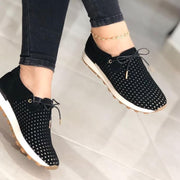 Women's Comfy Slip On Breathable Casual Sneakers