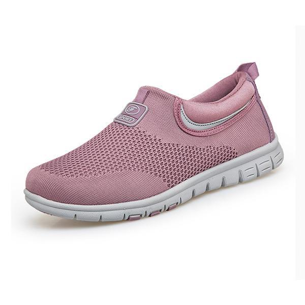 Female Walking  Non-slip Soft Bottom Health and Safety Shoes