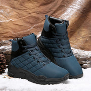Men's Water-resistant Anti-slip Warm Snow Boots