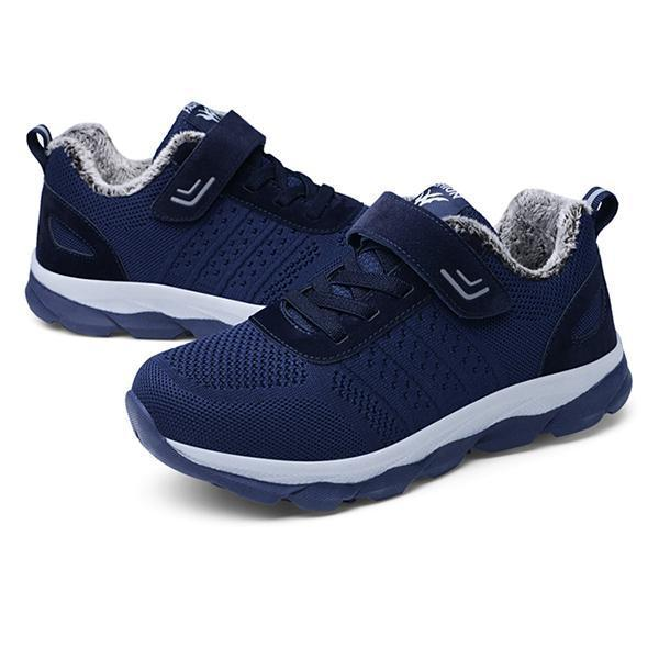 Men's Plush Sneakers