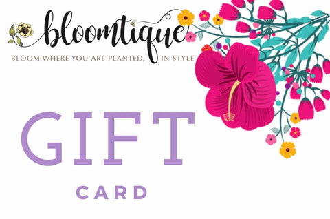 Bloomtique Gift Card