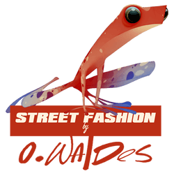 Street Fashion by Oscar Waldes Logo