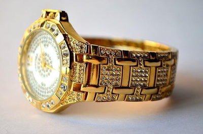 Are Gold Watches Too Flashy?