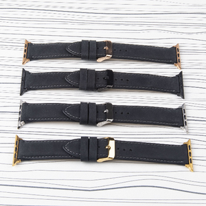 Handmade Apple Watch Band Re-Purposed GG Monogram for Apple Watch Series 1, 2, 3, 4, 5
