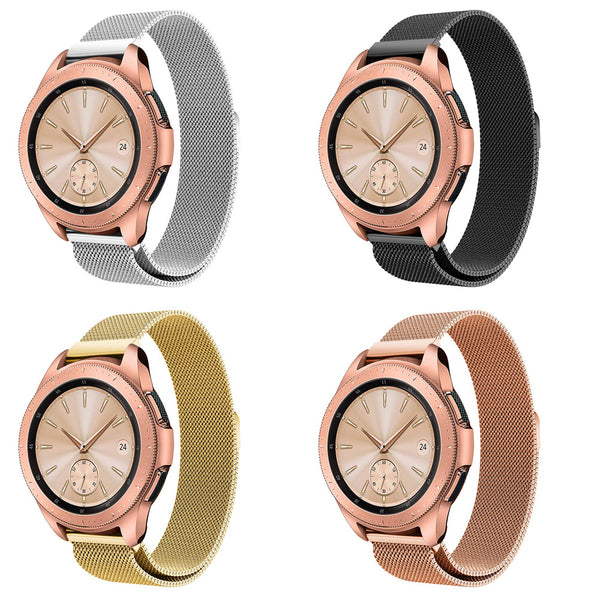 Milanese mesh band for Samsung Galaxy Watch & Gear S3 - Montret