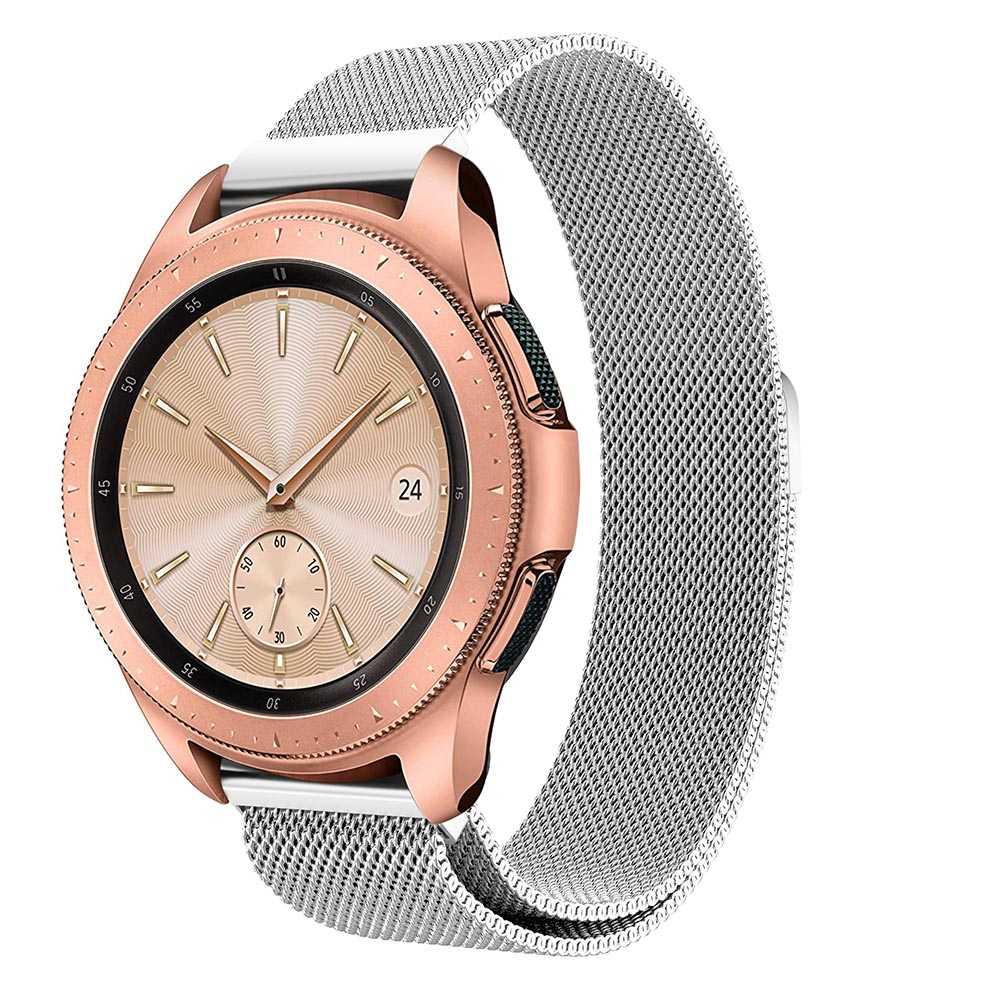 Milanese mesh band for Samsung Galaxy Watch & Gear S3