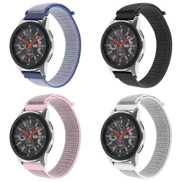 Nylon Strap for Samsung Galaxy Gear S3 Frontier & Classic Live Gear 2 & Gear 2 Neo - Montret