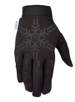 Frosty Fingers - Black Snowflake V2 COLD WEATHER
