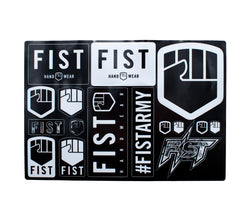 FIST Sticker Sheet