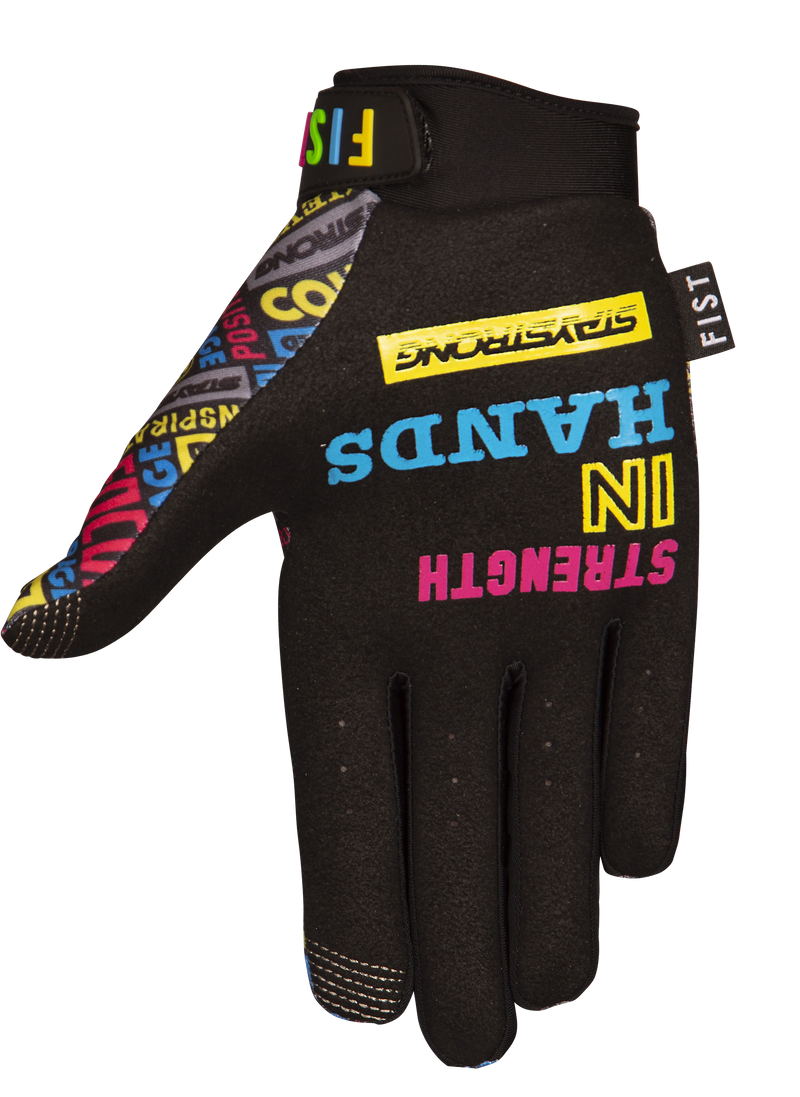 Stay Strong x FIST Strength in your Hands Glove