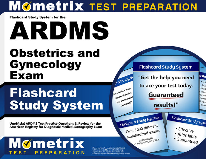 Flashcard Study System for the ARDMS Obstetrics and Gynecology Exam