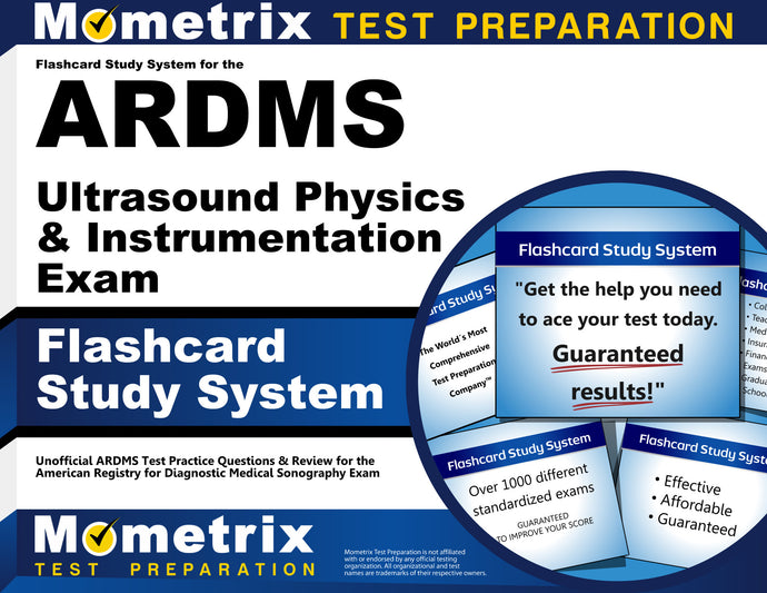 Flashcard Study System for the ARDMS Ultrasound Physics & Instrumentation Exam