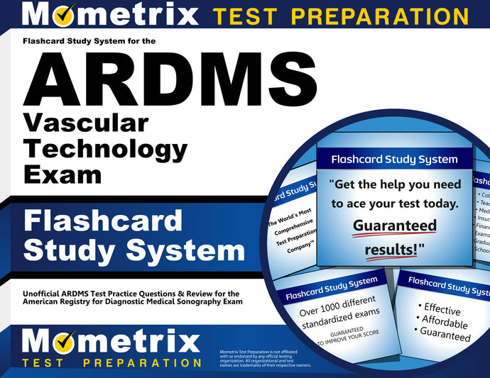 Flashcard Study System for the ARDMS Vascular Technology Exam