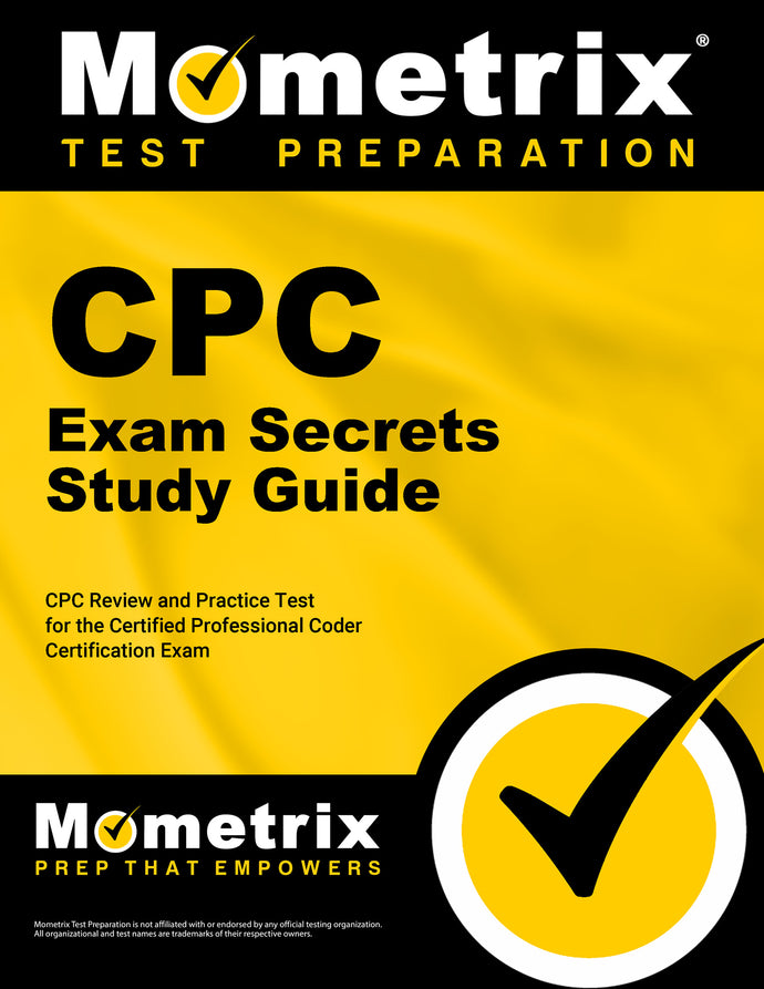 CPC Exam Secrets Study Guide