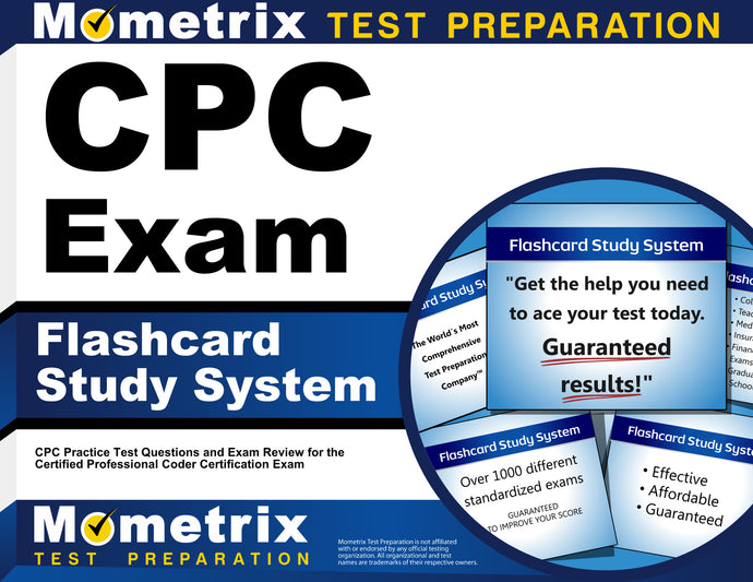 CPC Exam Flashcard Study System