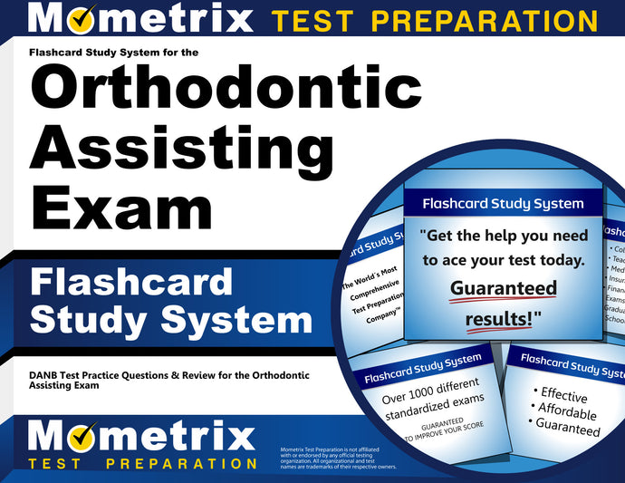 Flashcard Study System for the Orthodontic Assisting Exam