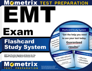 EMT Exam Flashcard Study System