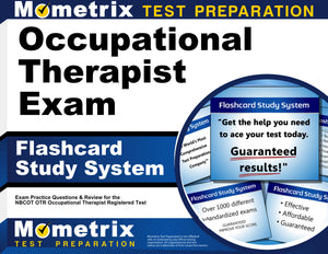 Occupational Therapist Exam Flashcard Study System