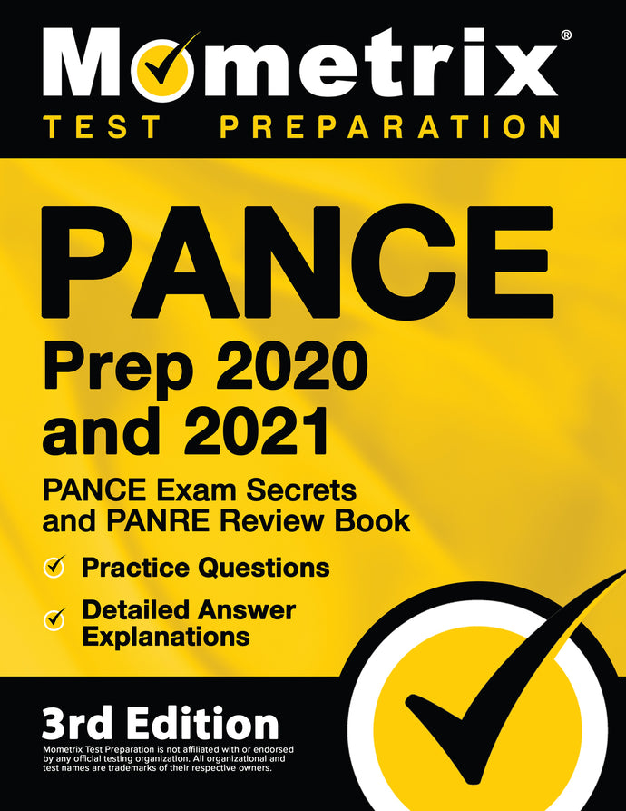PANCE Prep 2020 and 2021: PANCE Exam Secrets [3rd Edition] (ebook access)