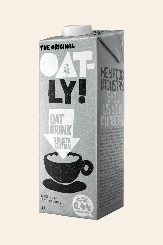 Oatly Oat Milk, 1L - PICKUP ONLY