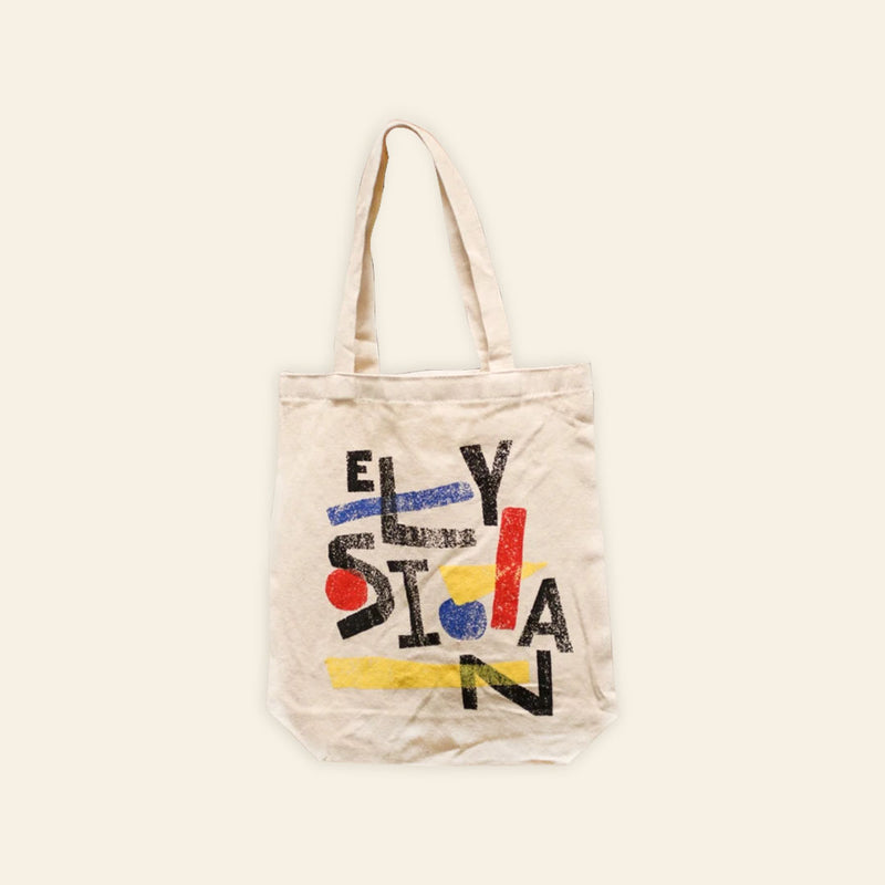 """Minor Seven"" Graphic Tote"