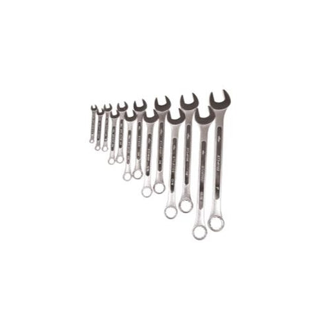 WRENCH SET COMBINATION 13 PC SAE