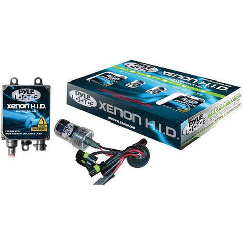 6,000K Single Beam 9006 HID Xenon Driving Light System