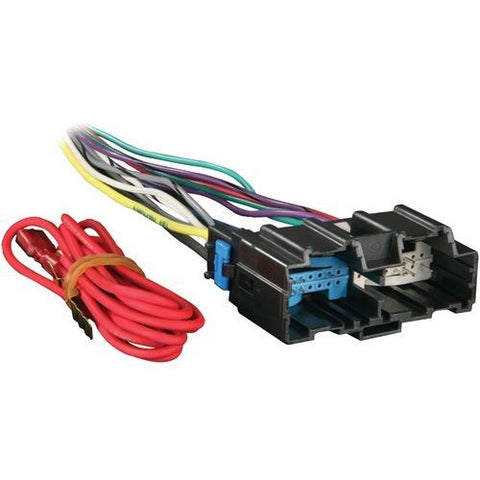 Metra 2006 & Up Chevrolet Impala And Monte Carlo Harness (pack of 1 Ea)