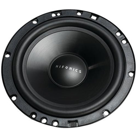 "Hifonics Zeus Series 6.5"" 400-watt 2-way Component Speaker System (pack of 1 Ea)"