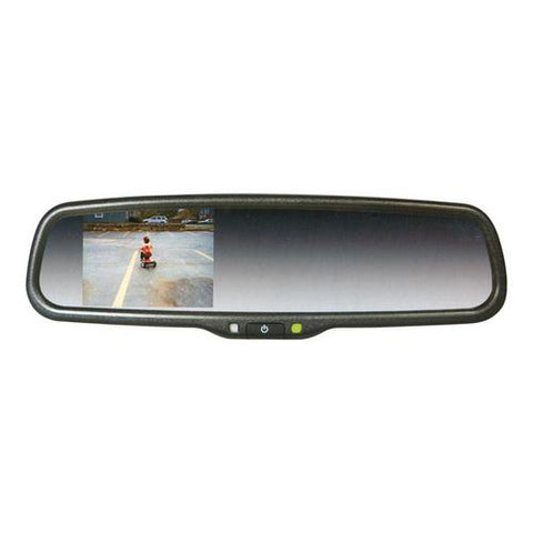 "Boyo 3.5"" OEM Style Mirror Monitor - replacement only"
