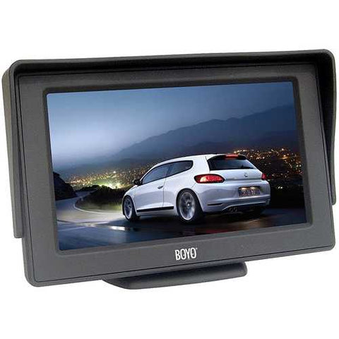 Boyo 4.3 Inch Rear View Monitor