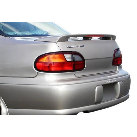 Painted 1997-2003 Chevrolet Malibu Spoiler Factory Style