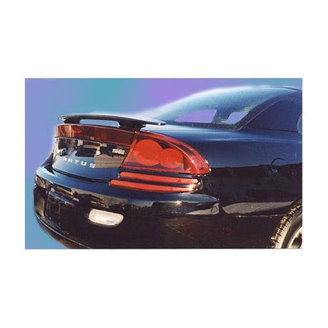 Painted 2001-2005 Dodge Stratus Spoiler Sedan Custom Style
