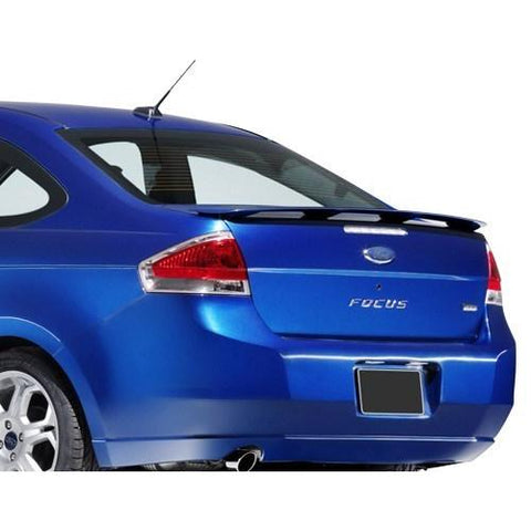 Painted 2008-2011 Ford Focus Spoiler Factory Style