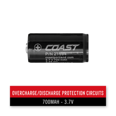 HX5R Rechargeable Battery