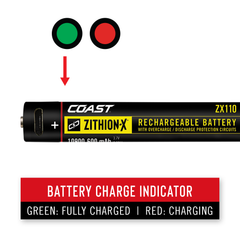 ZX110 Rechargeable Battery