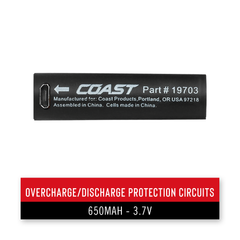 A22R/HP5R Rechargeable Battery