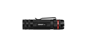 COAST PX1 315 Lumen 4.5 Inch LED Flashlight, side photo