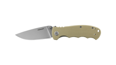 COAST DX356 3.5 Inch Stainless Steel Blade Double Locking Folding Knife with G10 Handle, side photo