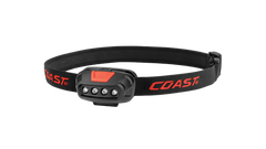 COAST FL11 130 Lumen Dual Color LED Headlamp, front photo