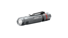 COAST G45 385 Lumen 4.6 Inch LED Flashlight, angled photo