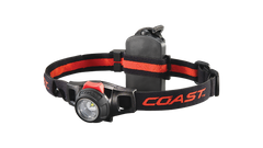 COAST HL7R 240 Lumen Rechargeable LED Headlamp, front photo