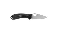 COAST LX320 3.25 Inch Stainless Steel Blade Folding Knife with Nylon Handle, pocket clip photo