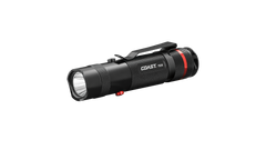 COAST PX20 315 Lumen 4.625 Inch Dual Color LED Flashlight, angled photo